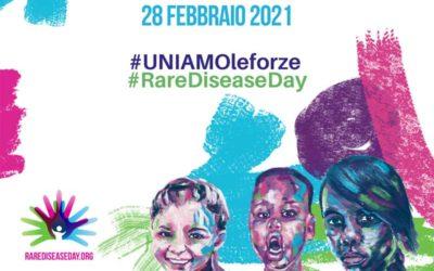 Giornata delle malattie rare – 28 Febbraio 2021