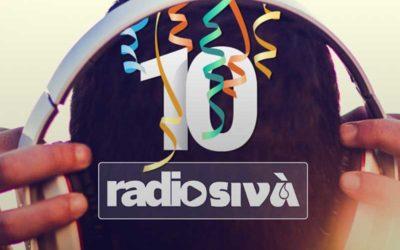 """Tanti auguri a Radio Sivà, da dieci anni """"donatori di emozioni"""""""